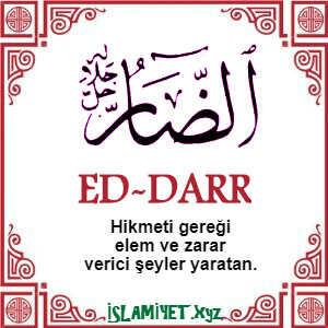 Ed-Darr Esması