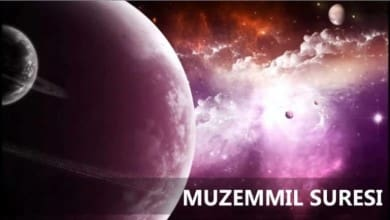 Photo of Müzzemmil Suresi Meali