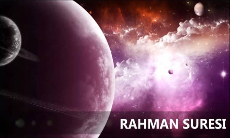 Photo of Rahman Suresi Meali