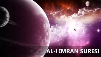 Photo of Al-i İmran Suresi Meali
