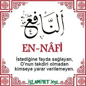 En-Nafi Esması