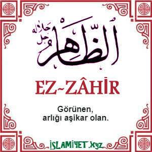 Ez-Zahir Esması