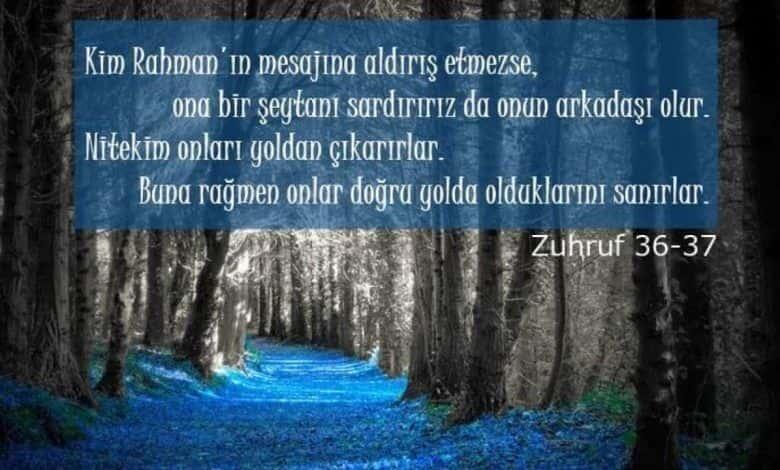 Photo of Zuhruf Suresi'nin Fazilet ve Sırları