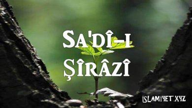 Photo of Sa'dî-i Şîrâzî