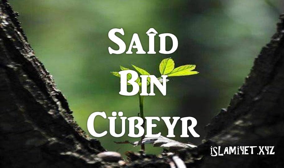 Photo of Saîd Bin Cübeyr