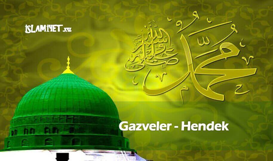 Photo of Gazveler – Hendek