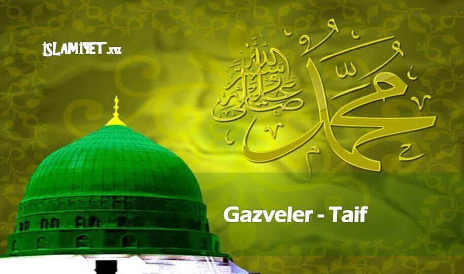 Photo of Gazveler – Taif