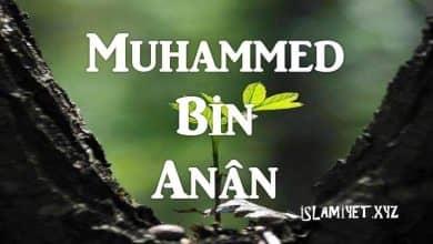 Photo of Muhammed Bin Anân
