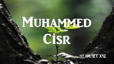 Photo of Muhammed Cisr